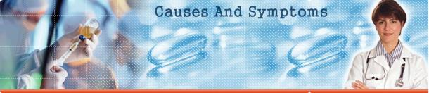 Welcome to causes and symptoms source about disease causes treatment and cures