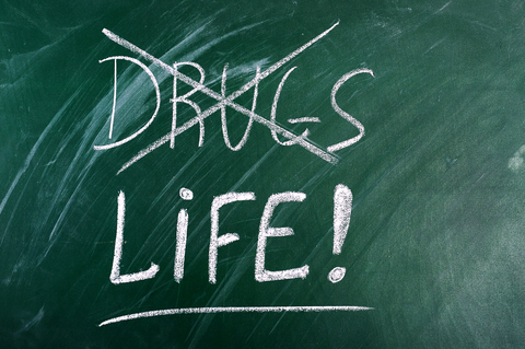 Prescription and illegal drugs are heavily involved in life or death